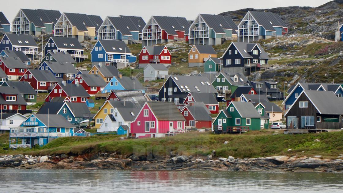 """Nuuk"" stock image"