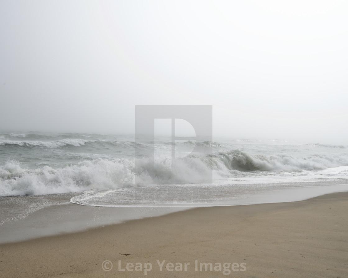 """Foggy Day"" stock image"