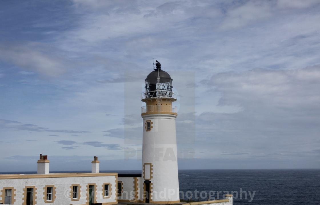 """Tiumpan Head , Point, Isle of Lewis, Outer Hebrides"" stock image"