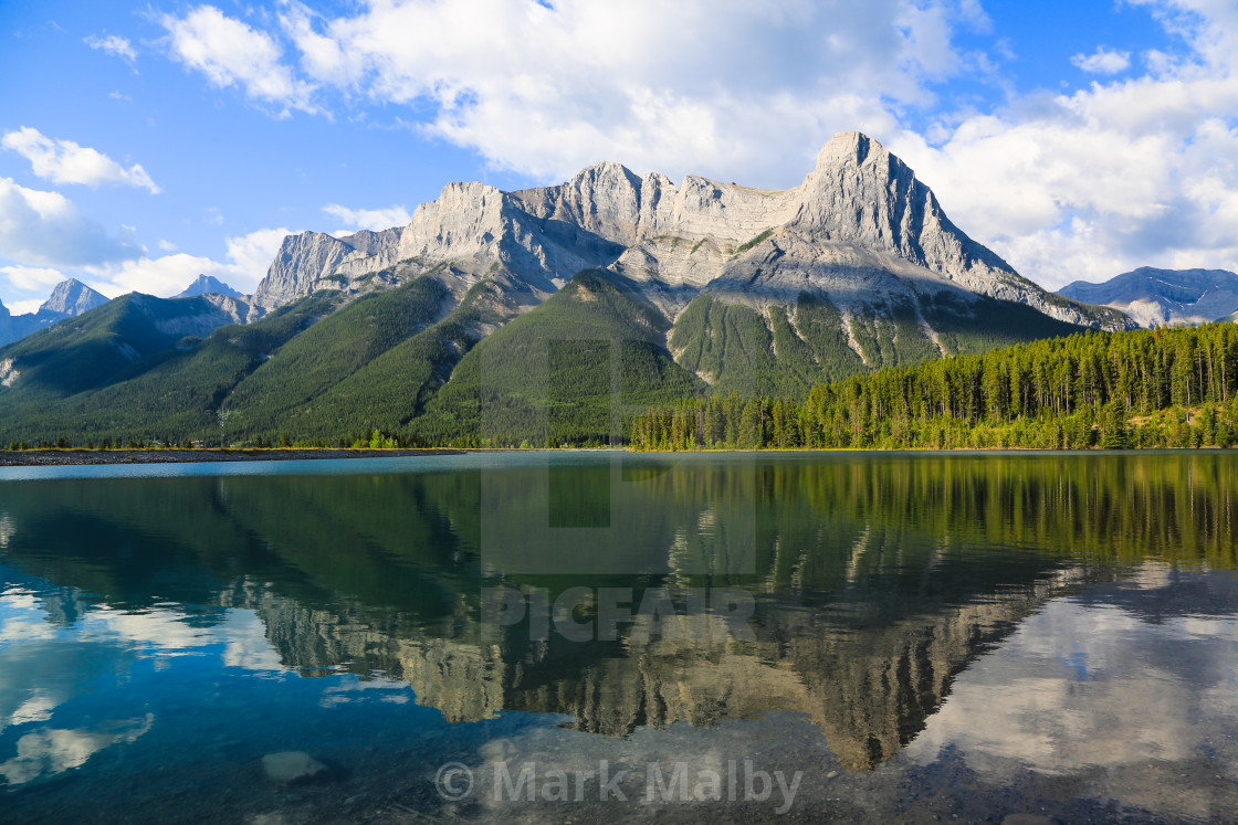 """Rocky Mountain High"" stock image"