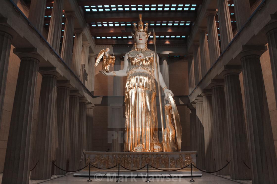 """Athena"" stock image"