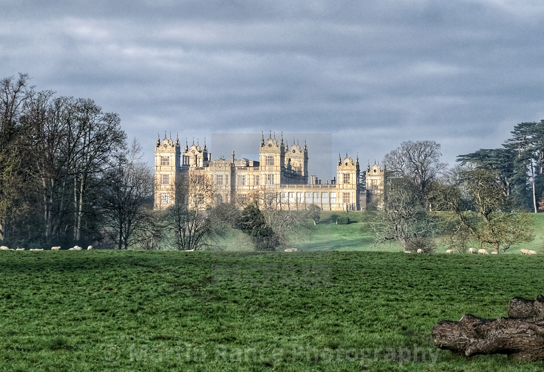 """""""Mentmore Towers"""" stock image"""