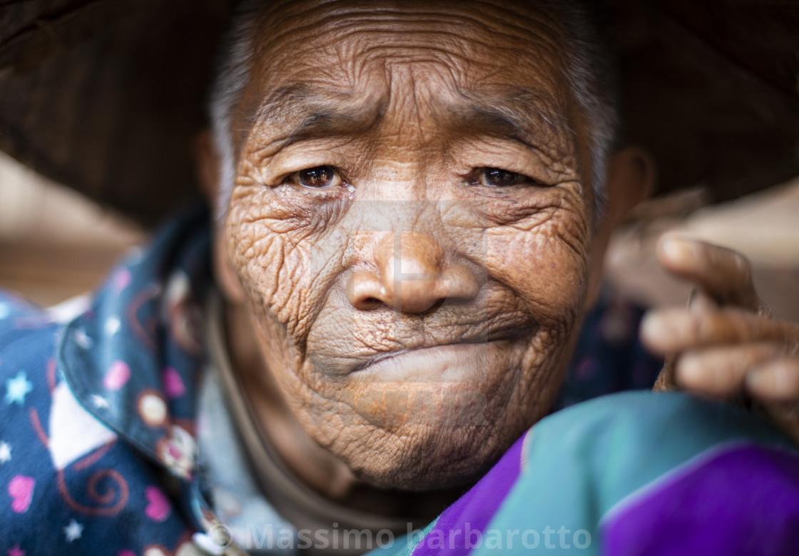 """""""Myanmar (hsipaw)"""" stock image"""