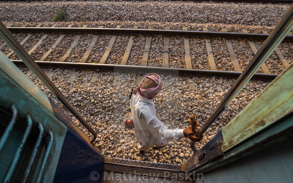 """""""Unscheduled Stop."""" stock image"""