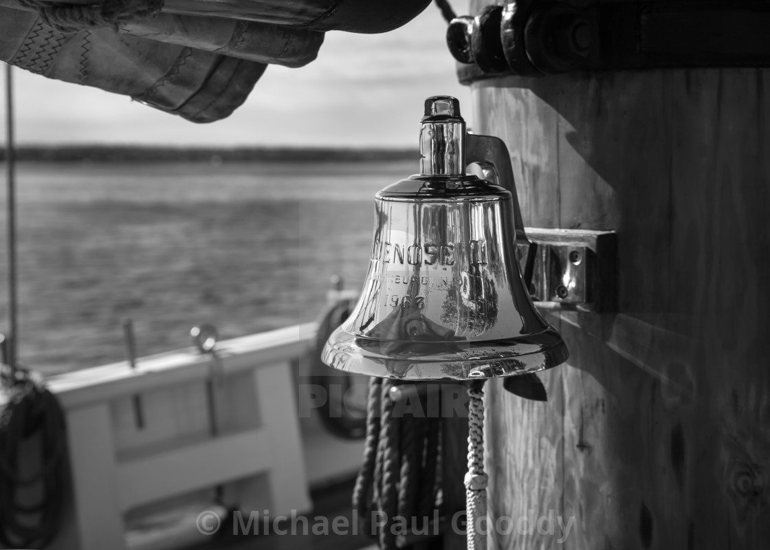 """Ships Bell"" stock image"