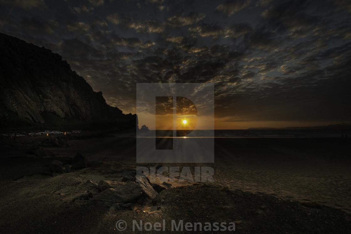 """Sunset experience"" stock image"