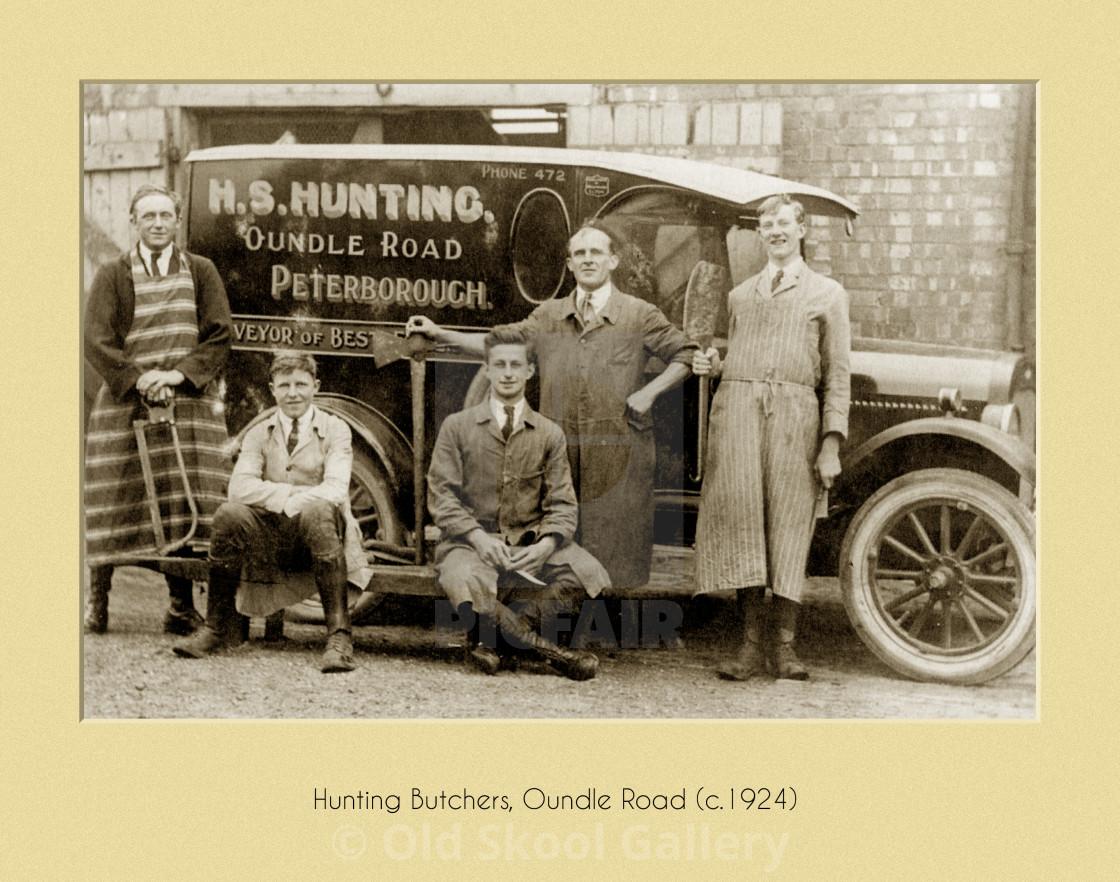 Hunting Butchers (c.1924)