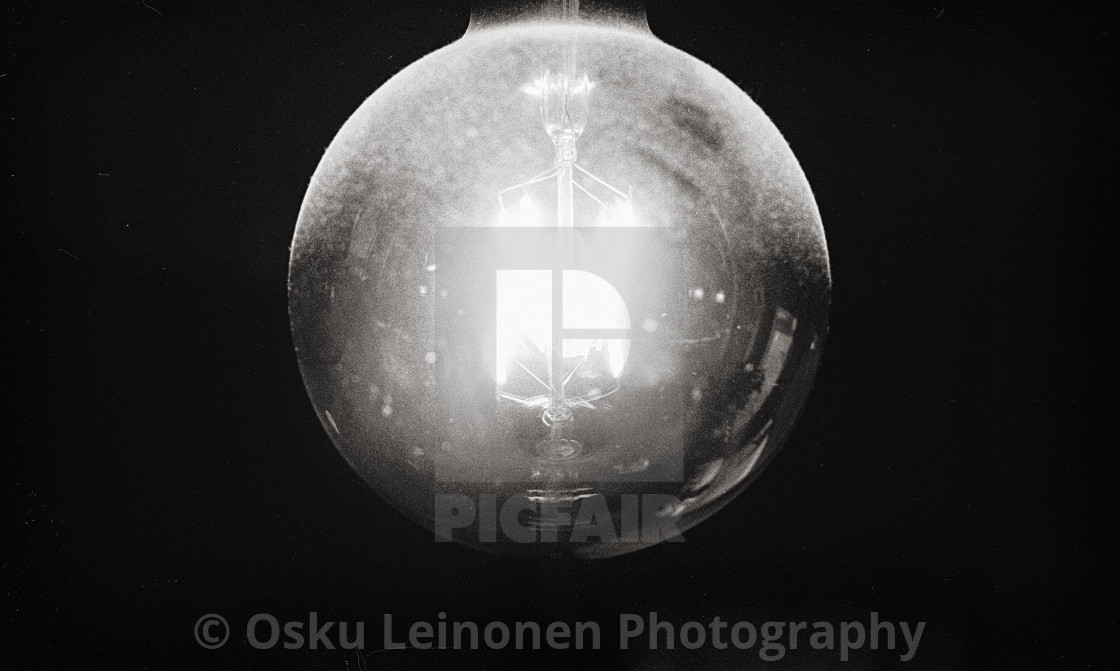 """Light Bulb"" stock image"