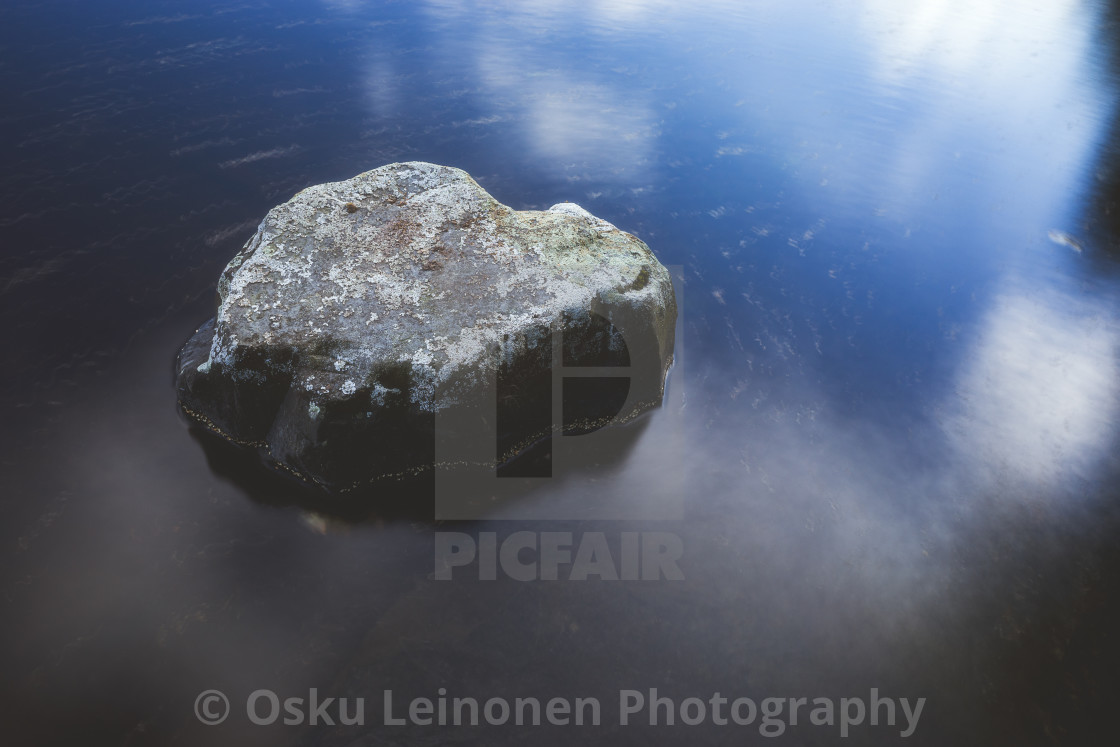 """""""Firm Stone"""" stock image"""
