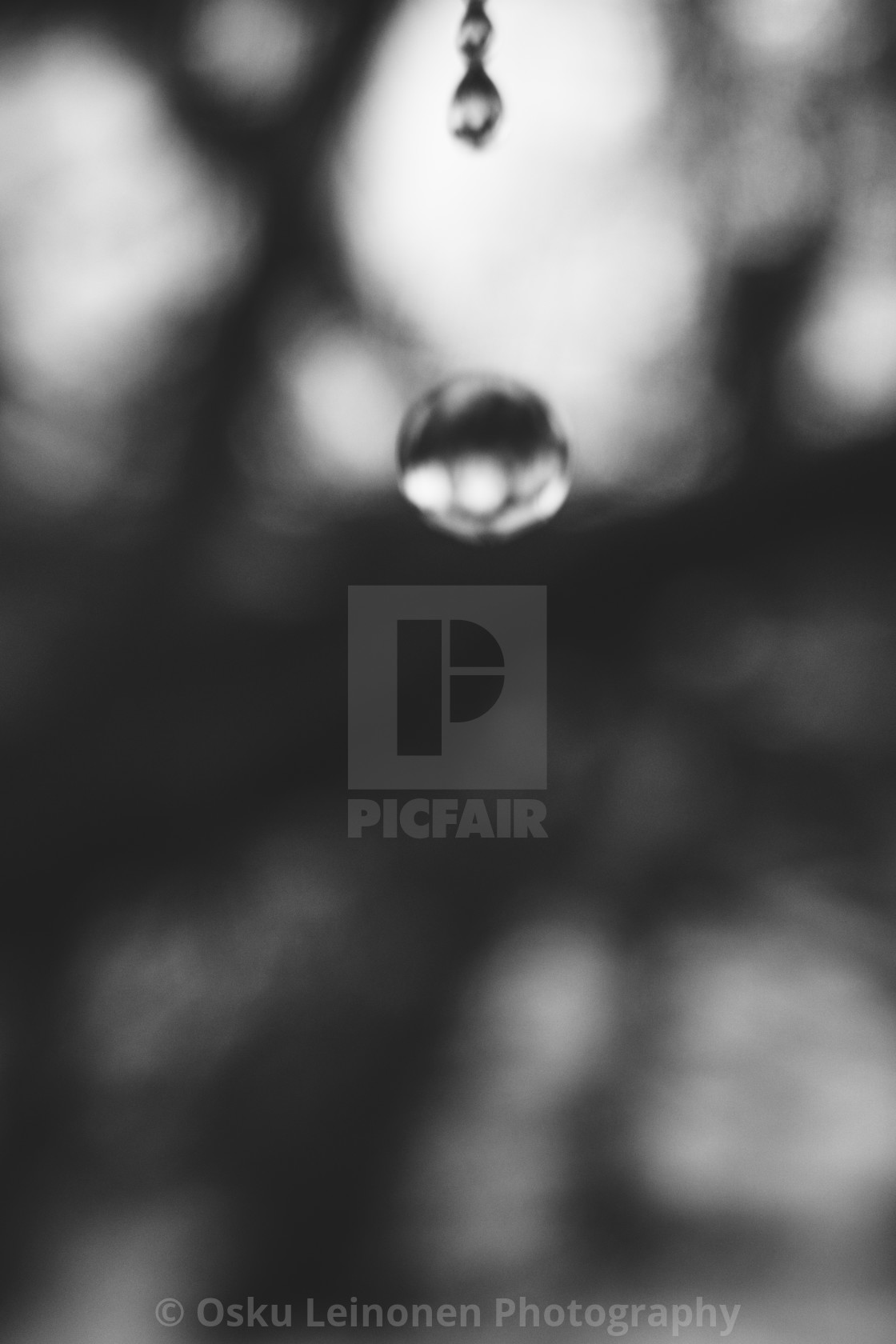 """""""Water Cycle VIII (Bygone Spa)"""" stock image"""