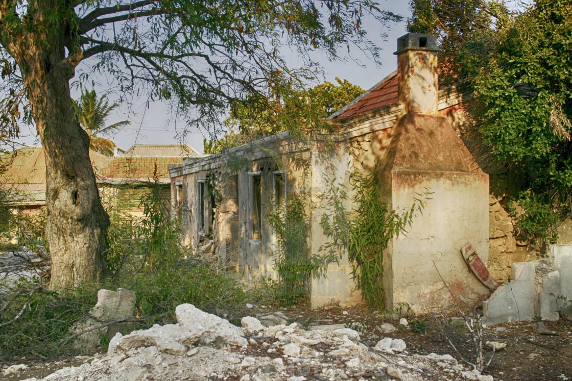 """""""Rural ruins"""" stock image"""