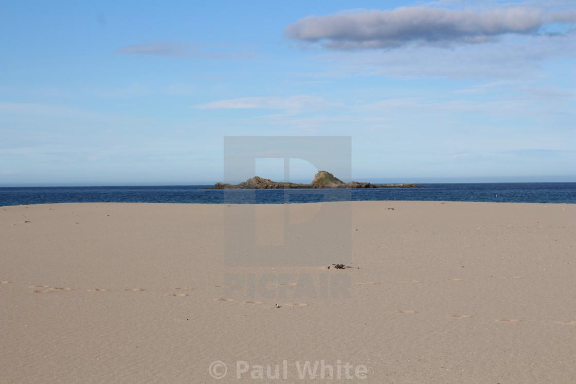 """Beach & Island"" stock image"