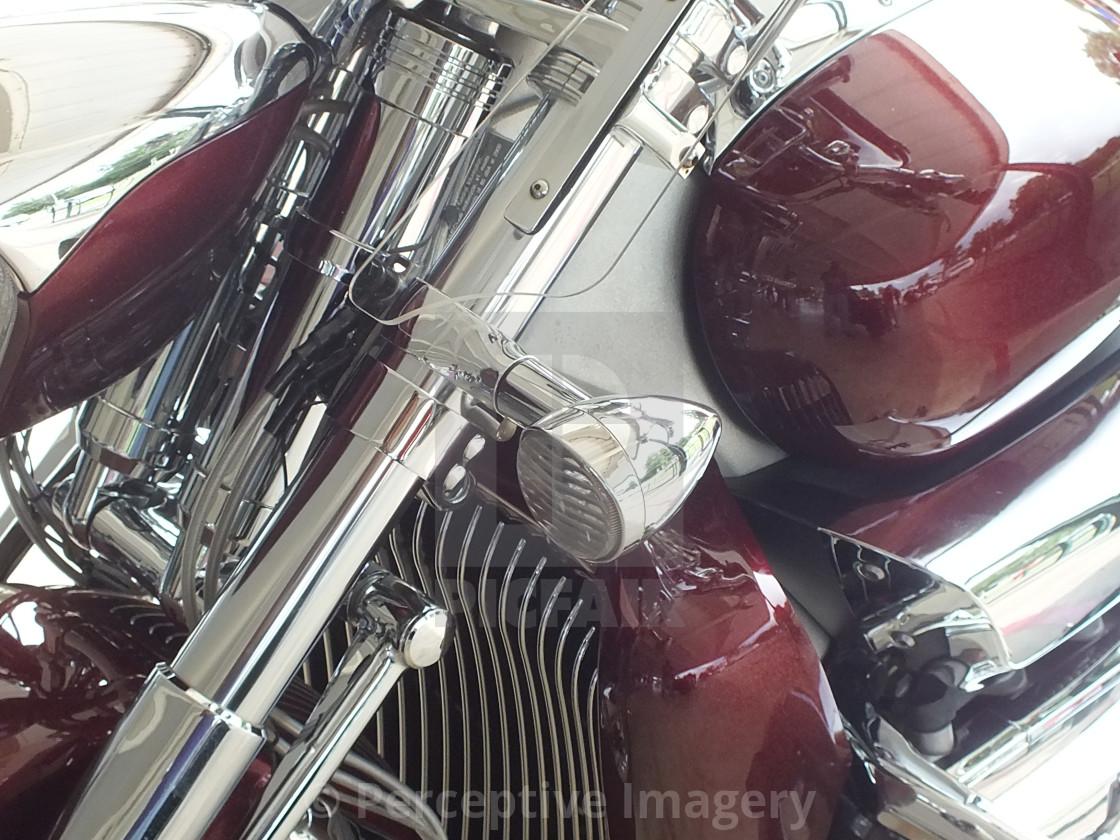 """Bikers Dream"" stock image"