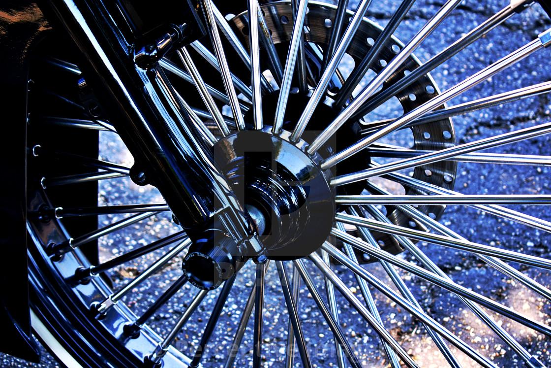 """Wheel"" stock image"