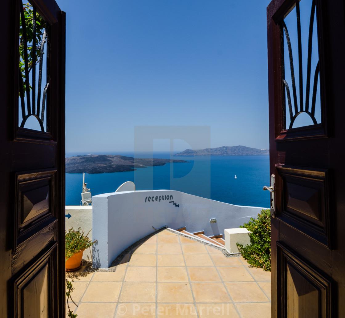 """""""Doorway"""" stock image"""
