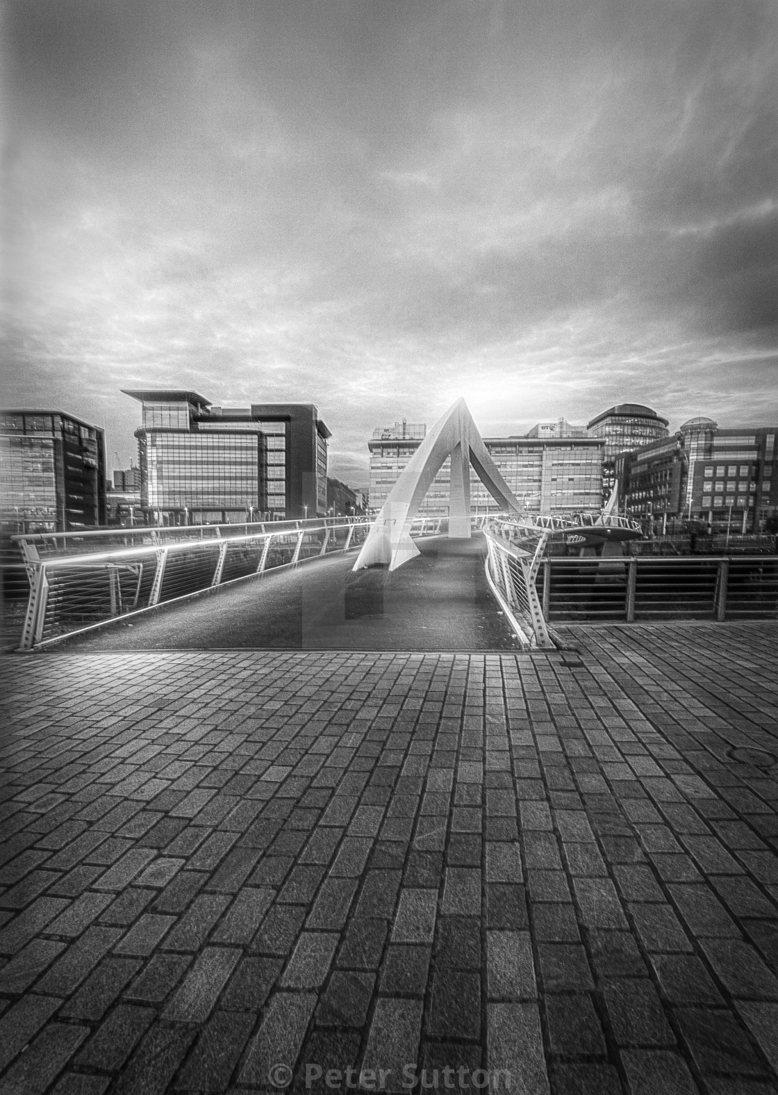 """""""The Clyde Arc"""" stock image"""