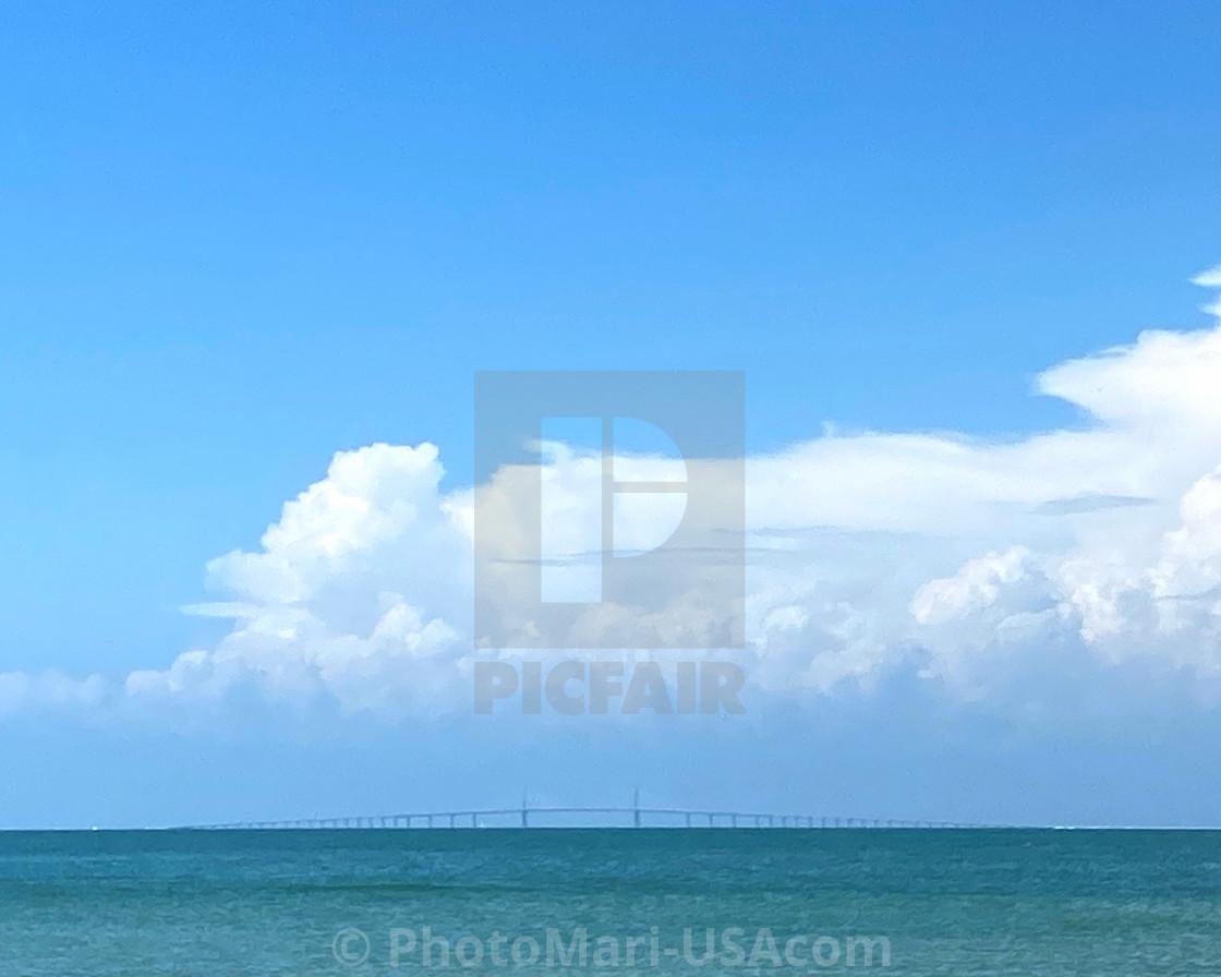 """Bridge Too Far"" stock image"