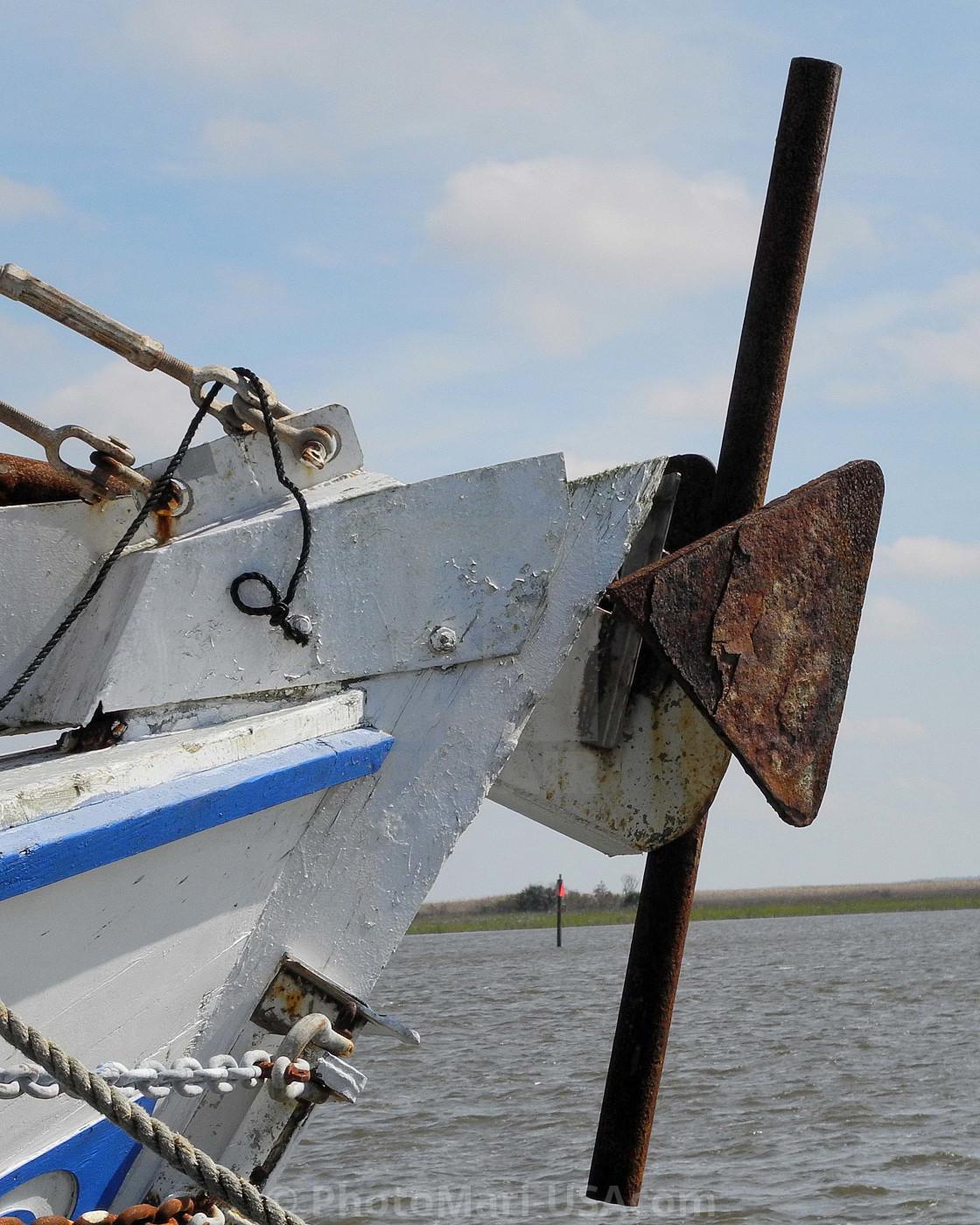 """ANCHOR AWAY SHIP MATES"" stock image"