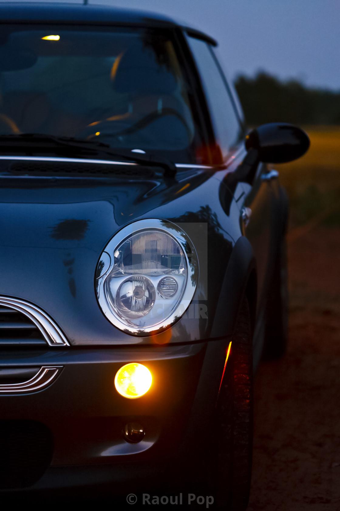 """MINI Cooper S"" stock image"