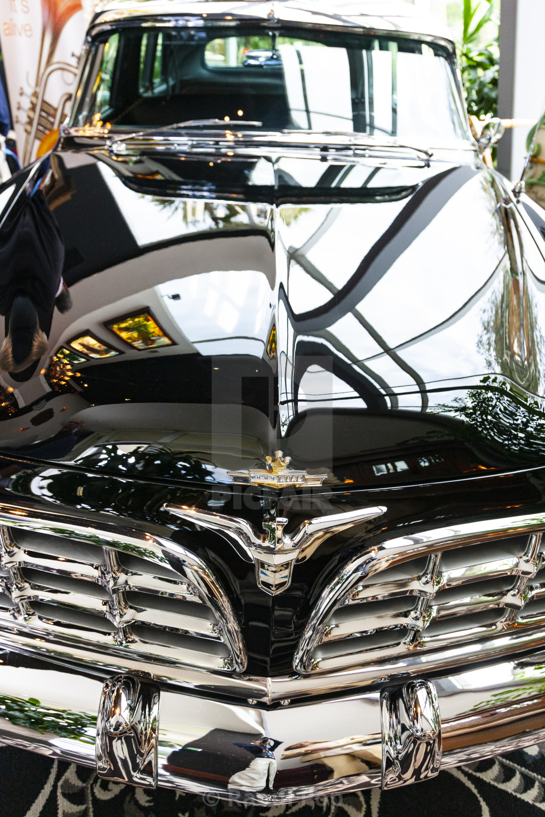 """""""Cadillac Imperial"""" stock image"""