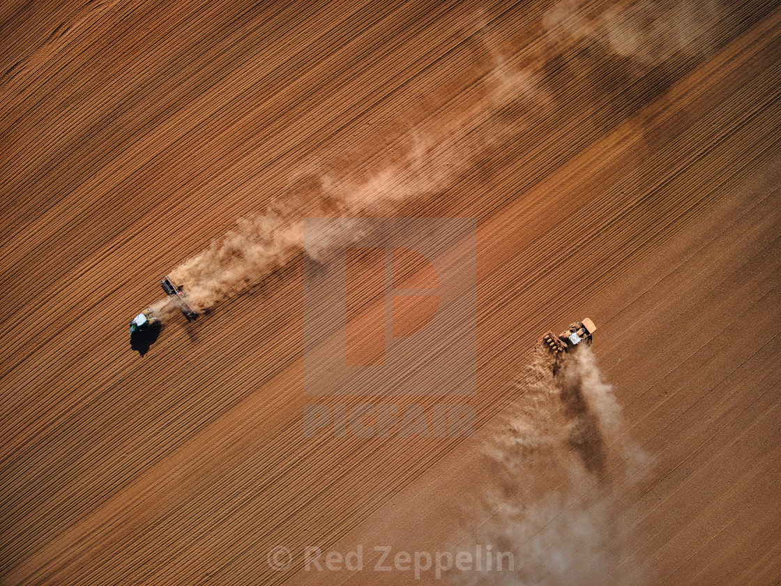 """""""Dust To Dust"""" stock image"""