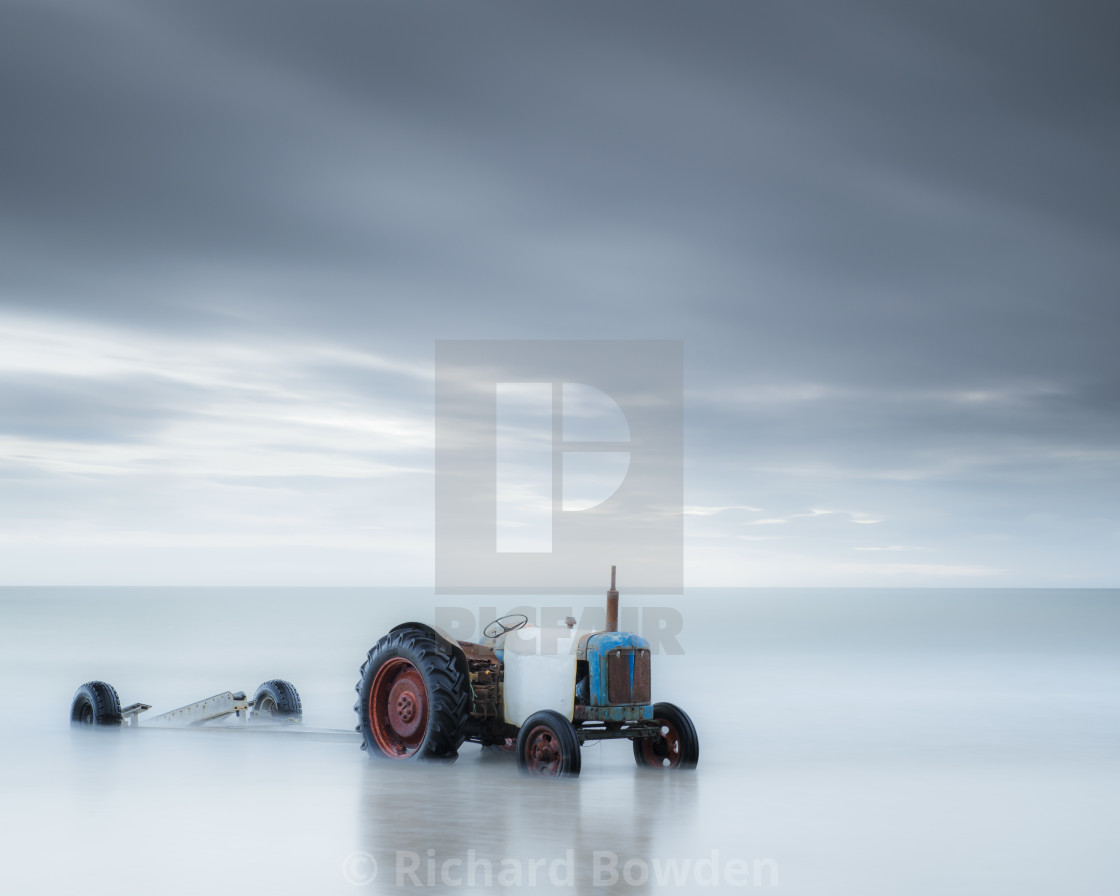 """Sea Tractor"" stock image"