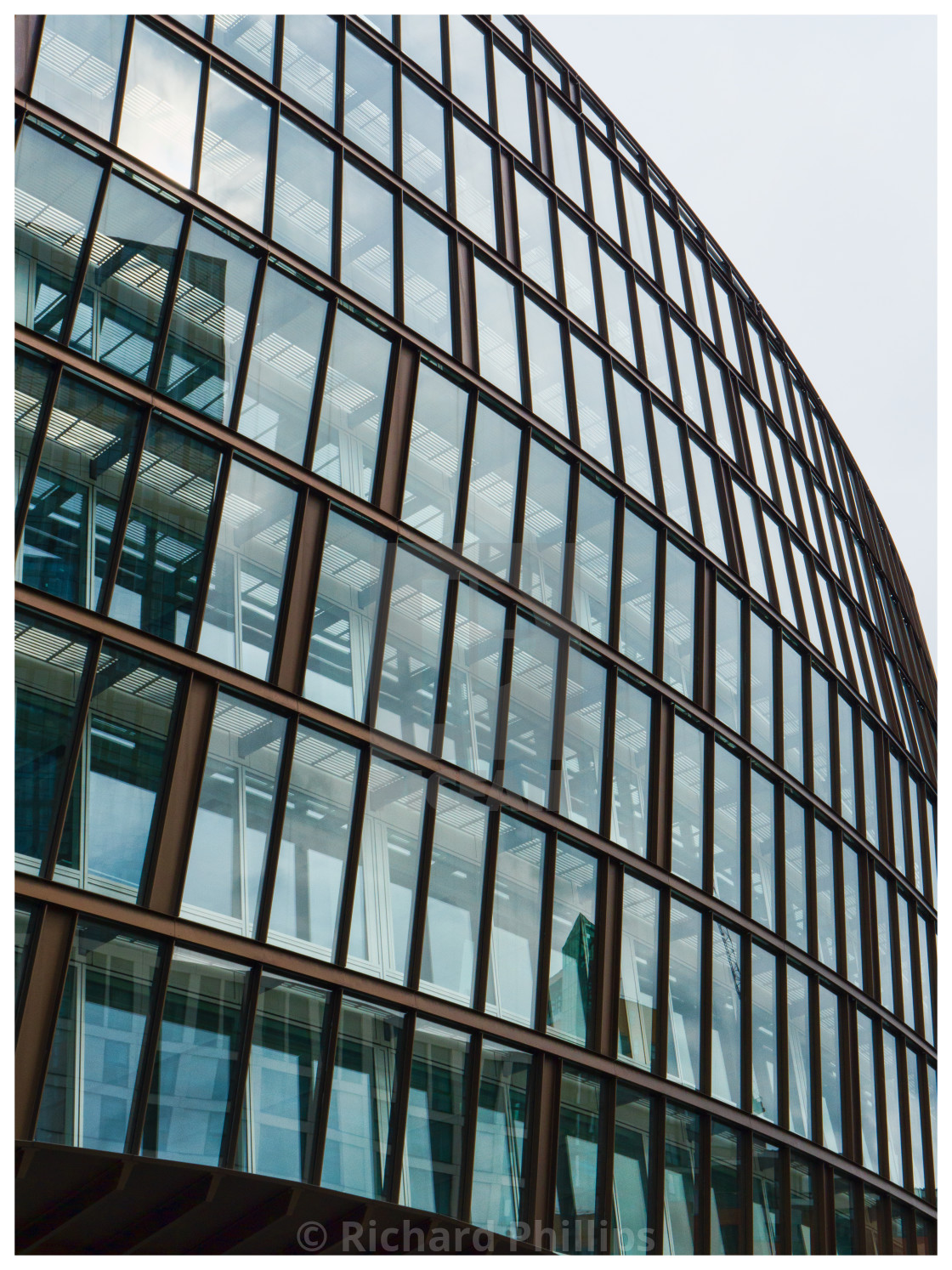 """One Angel Square, Greater Manchester_4"" stock image"