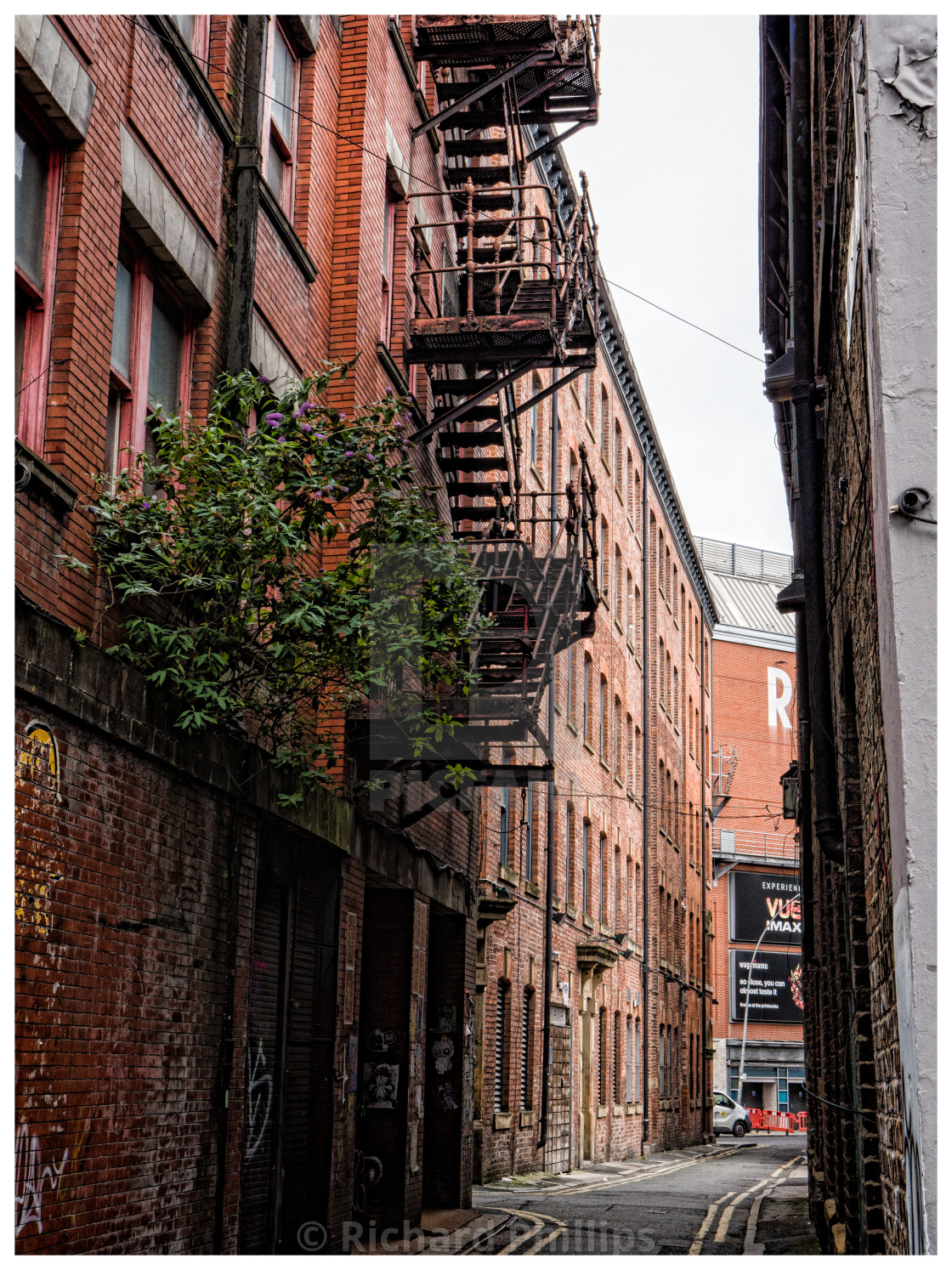 """Northern Quarter, Greater Manchester_2"" stock image"