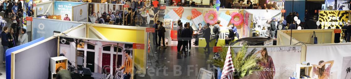 """Berlin Travel Festival"" stock image"