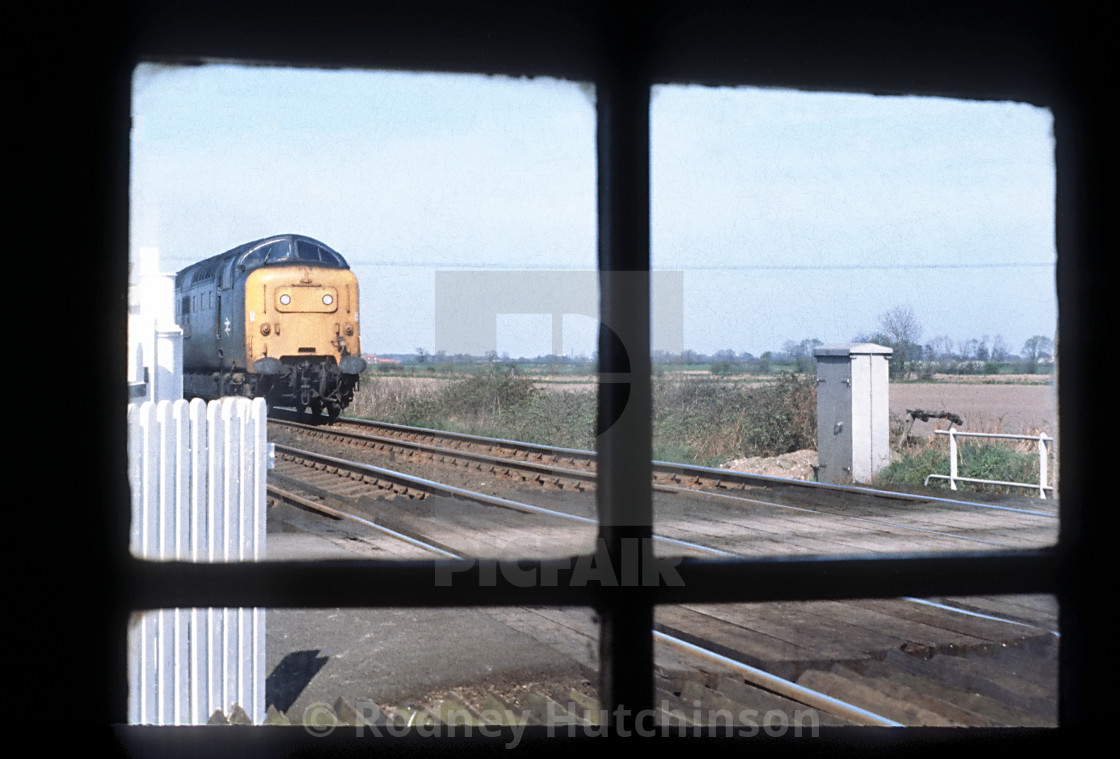 """BR Class 55"" stock image"