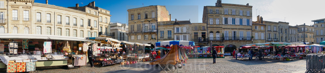 """Libourne, France"" stock image"
