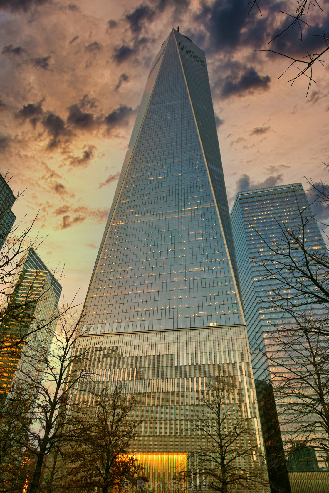 """Freedom Tower NYC"" stock image"