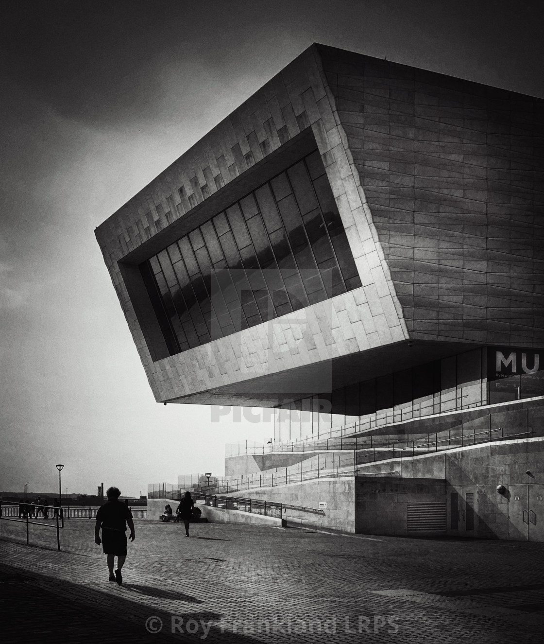 """Museum of Liverpool"" stock image"