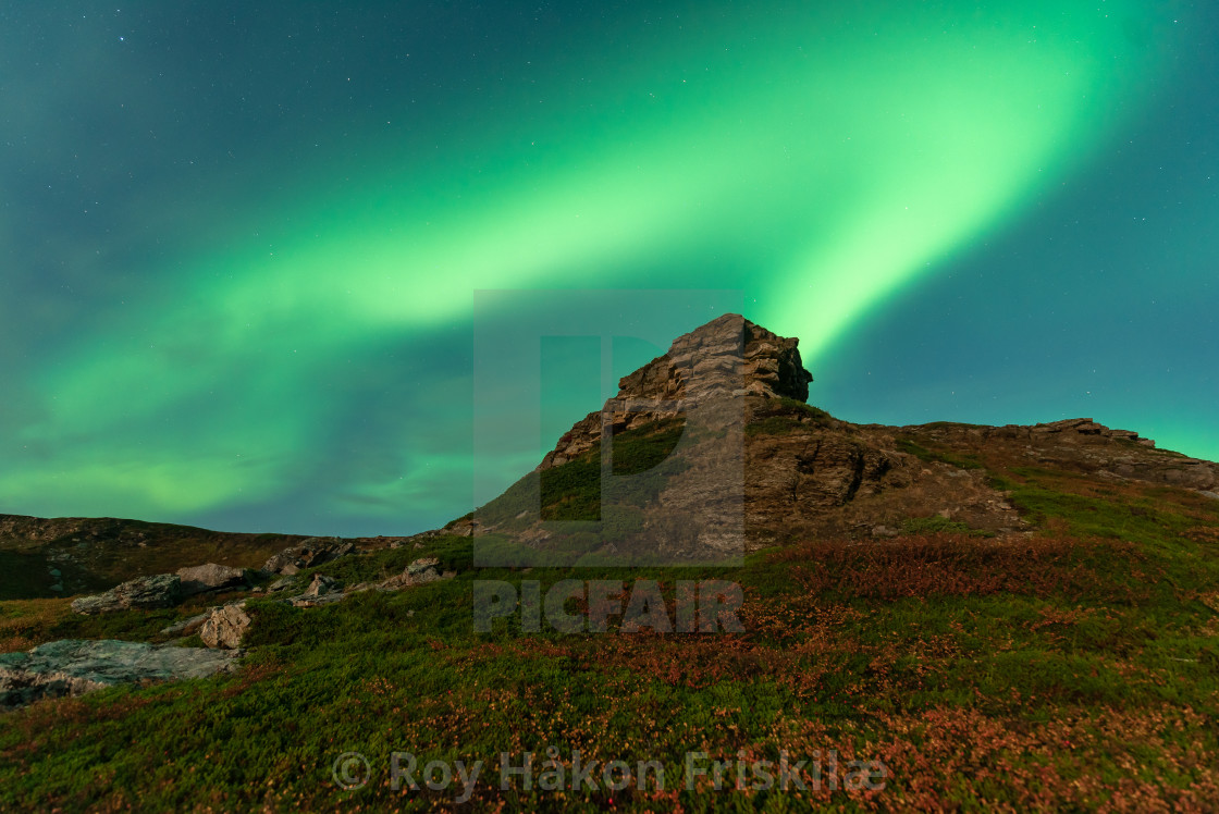 """Arctic Norway"" stock image"