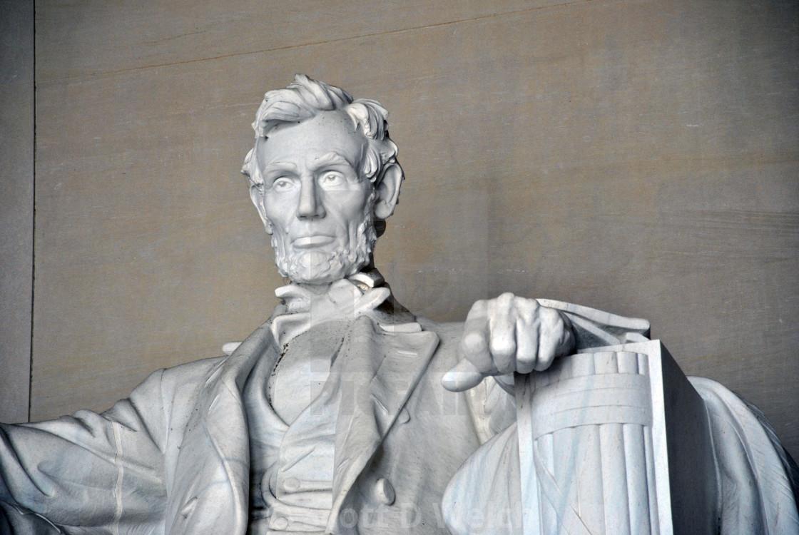 """Lincoln Memorial"" stock image"