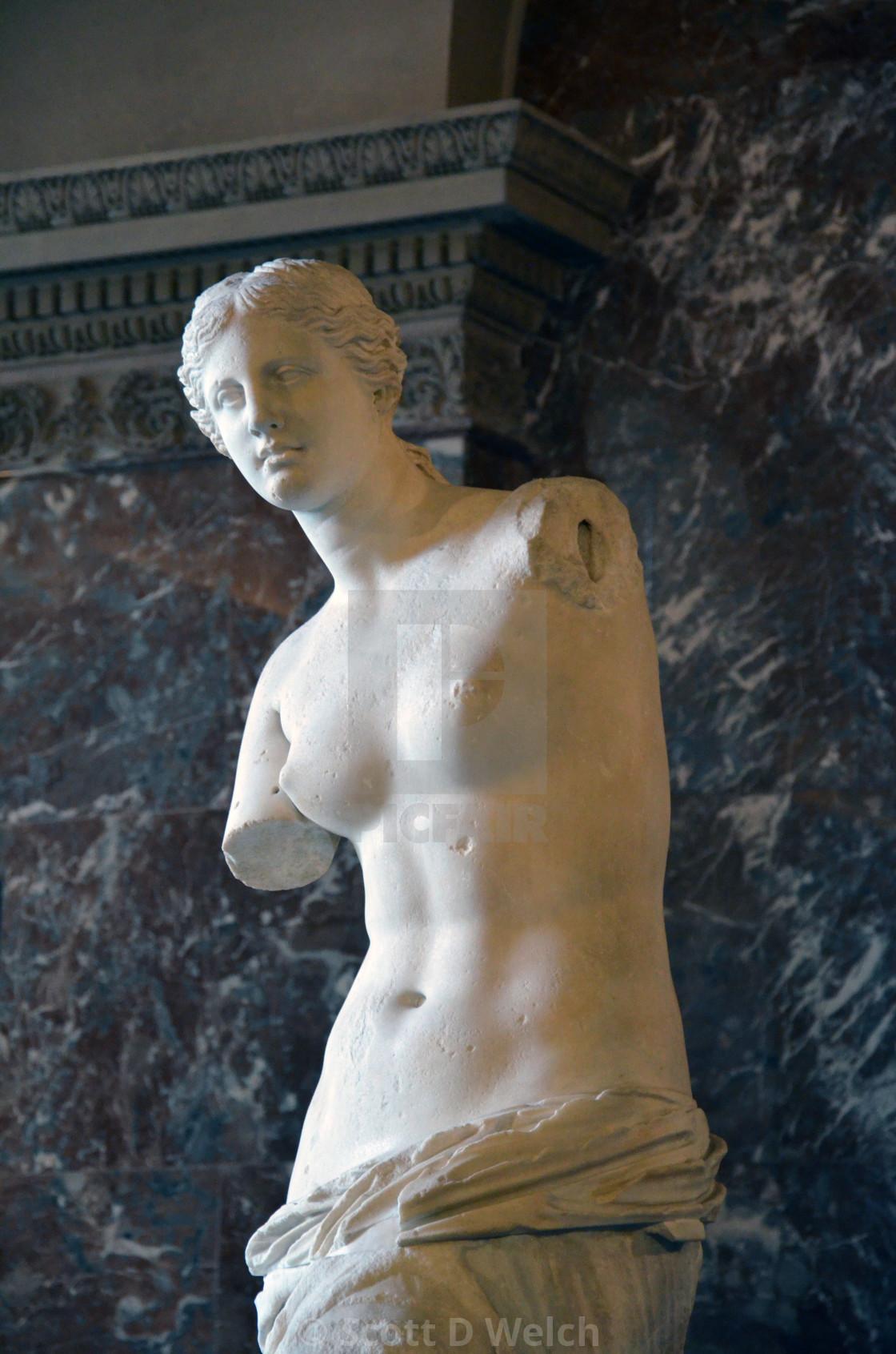 """""""Venus de Milo"""" stock image"""