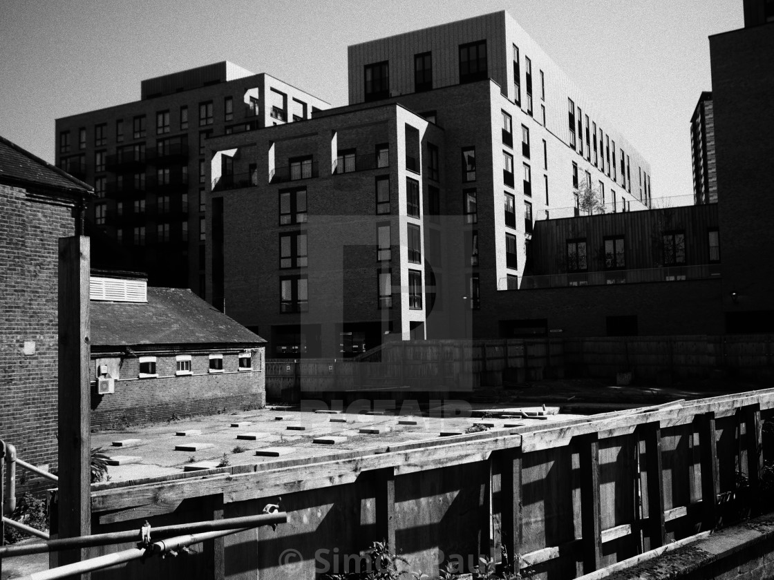 """Urban View"" stock image"