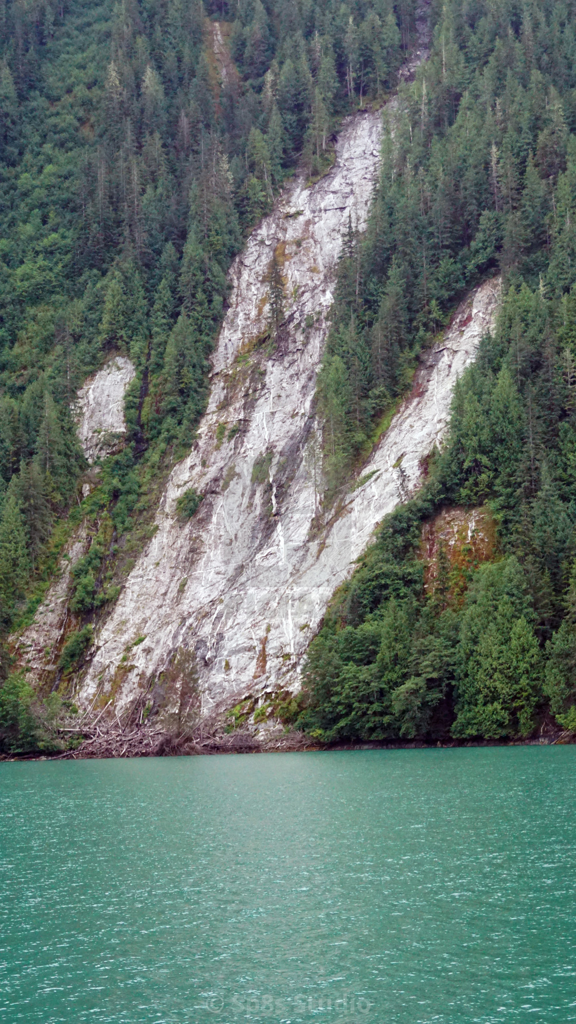 """Misty Fjords National Park"" stock image"