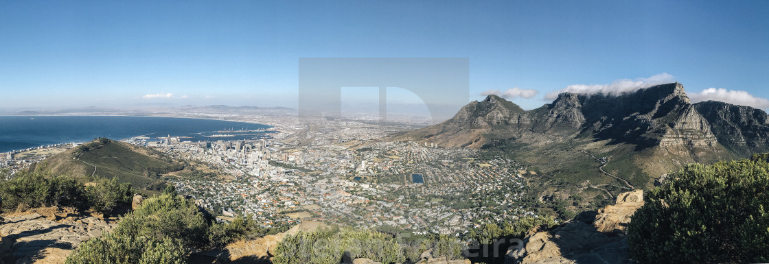"""Cape Town"" stock image"