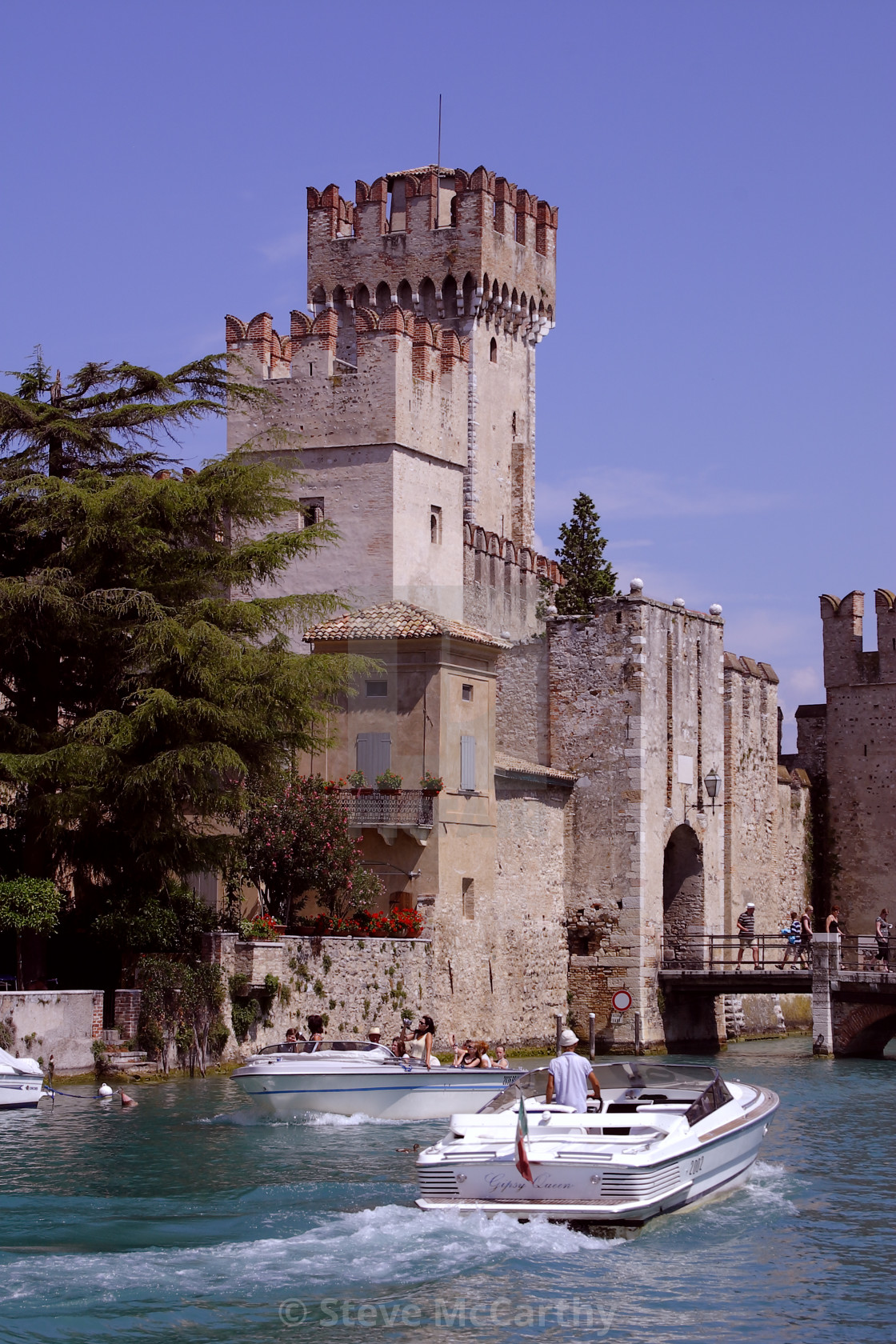 """Sirmione"" stock image"