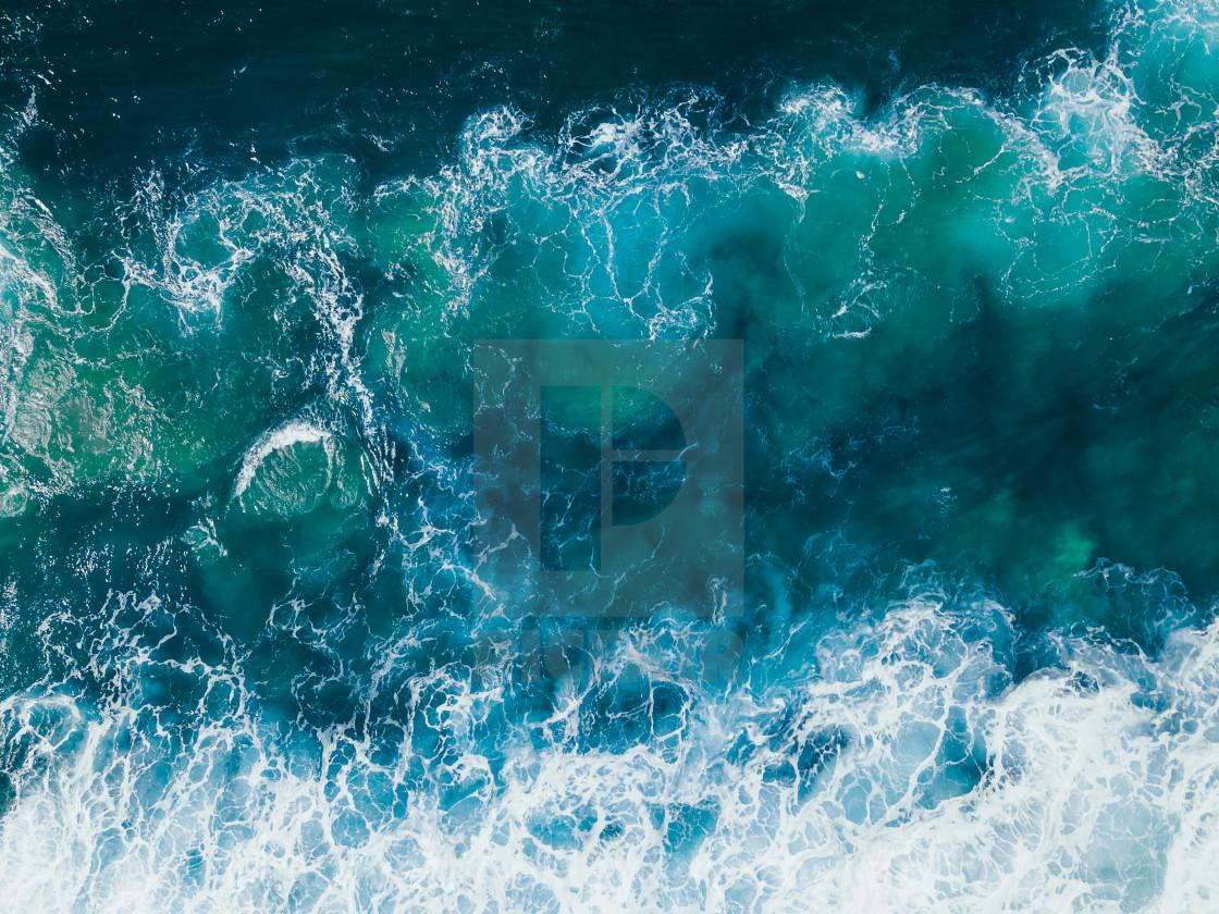 """""""The Hawaiian Ocean"""" stock image"""