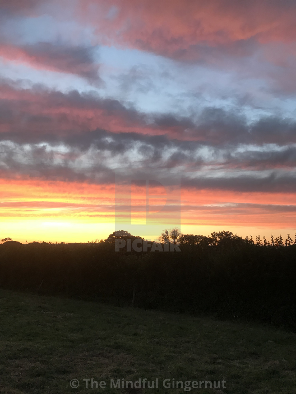 """Sunset 5"" stock image"