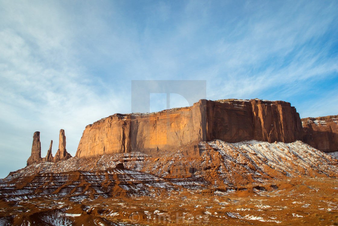 """Monument Valley"" stock image"