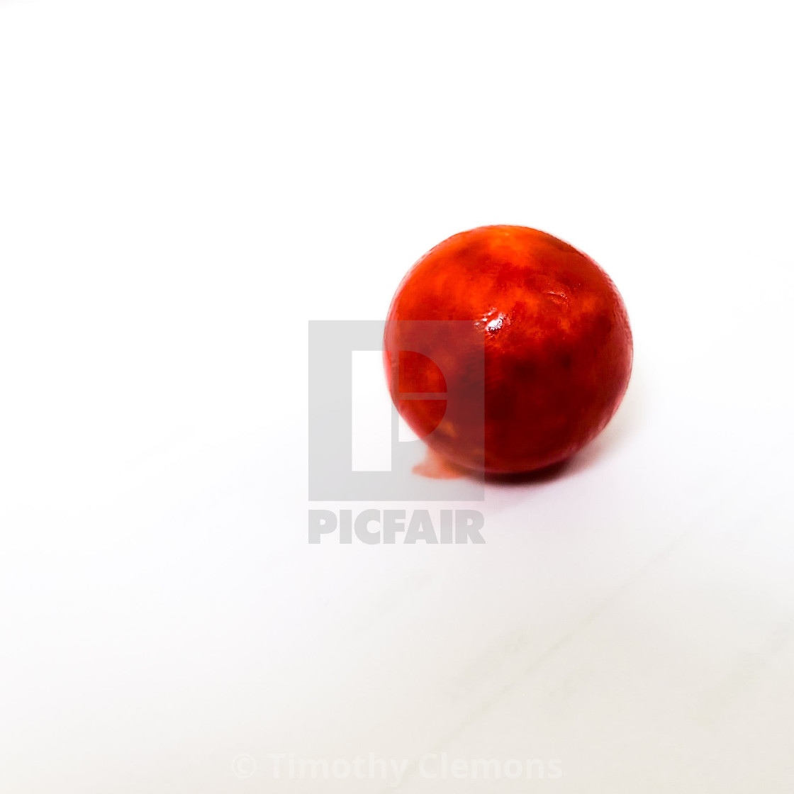 """Atomic fire ball"" stock image"