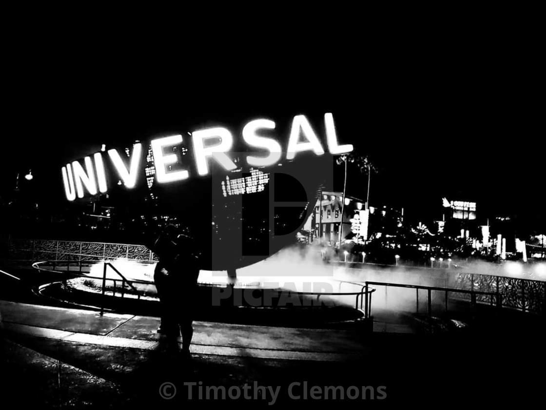 """Universal Studios"" stock image"