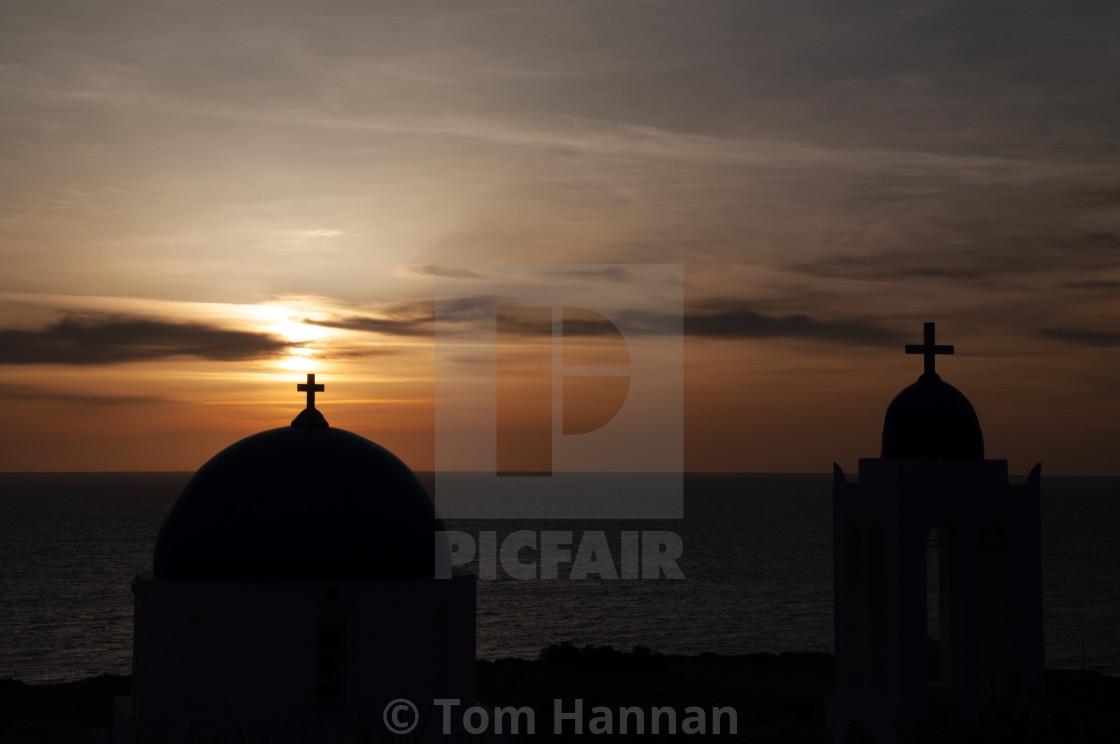 """Sunrise @ Pori"" stock image"