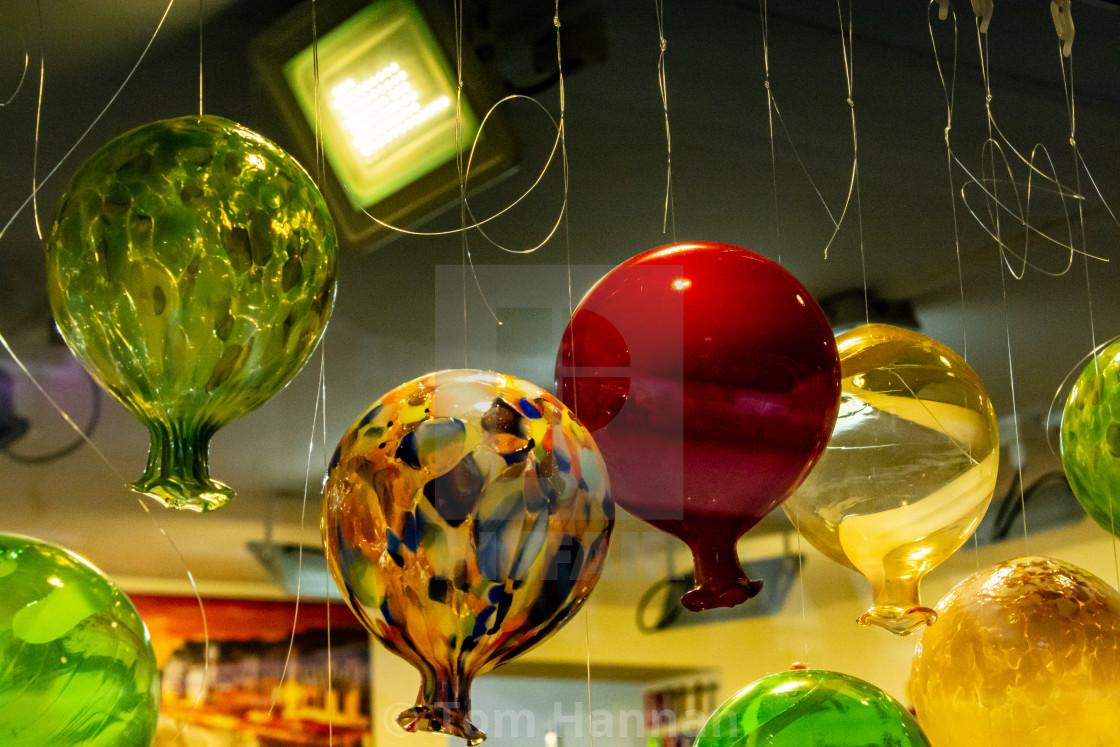 """""""Murano Glass Show"""" stock image"""
