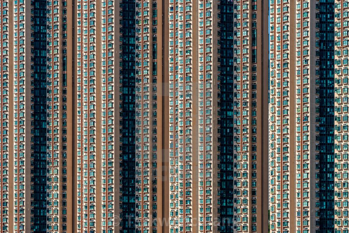 """Order- Apartment in Hong Kong"" stock image"