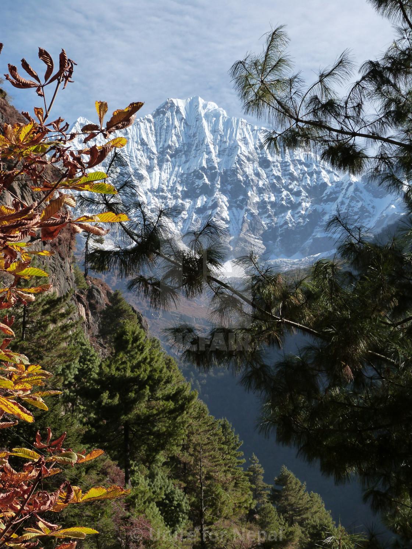"""""""Autumnal Paradise"""" stock image"""