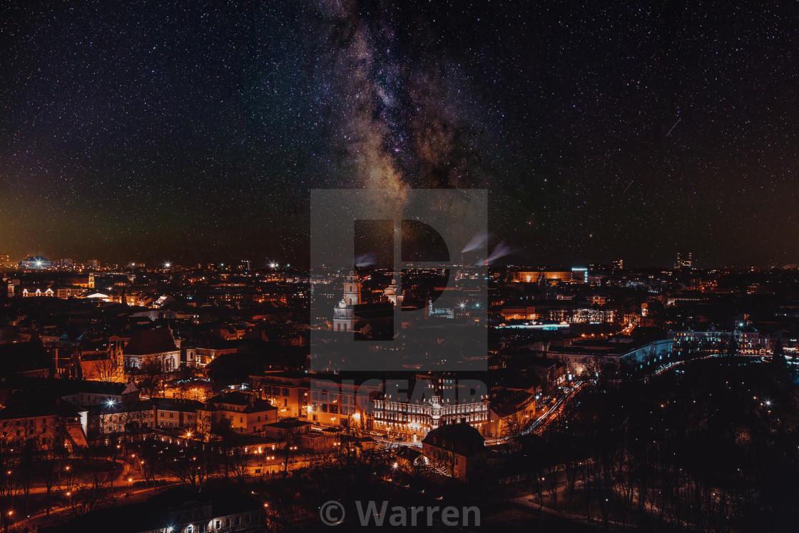 """""""Vilnius"""" stock image"""
